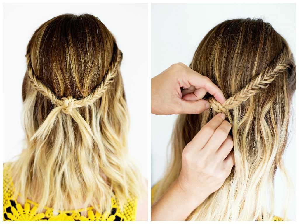 cola de pescado -braid-por-medio-pelo