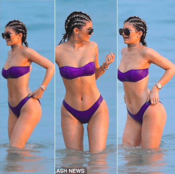 Kylie-Jenner-trenzas