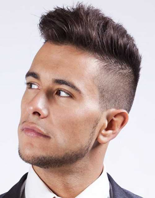 los mejores peinados los cortes de pelo corto para los hombres
