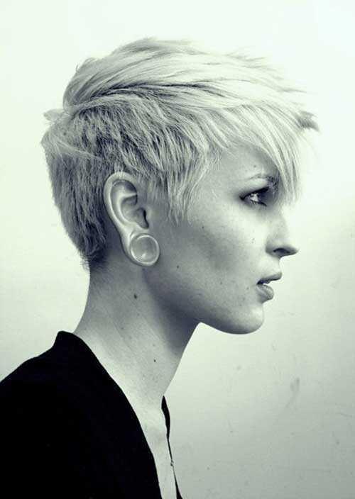 -pixie-peinado corto cortada