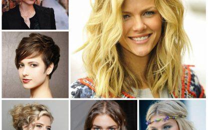La inspiración de moda del peinado ondulado 2016