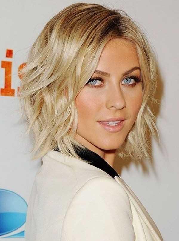 cortes de pelo de longitud media con capas