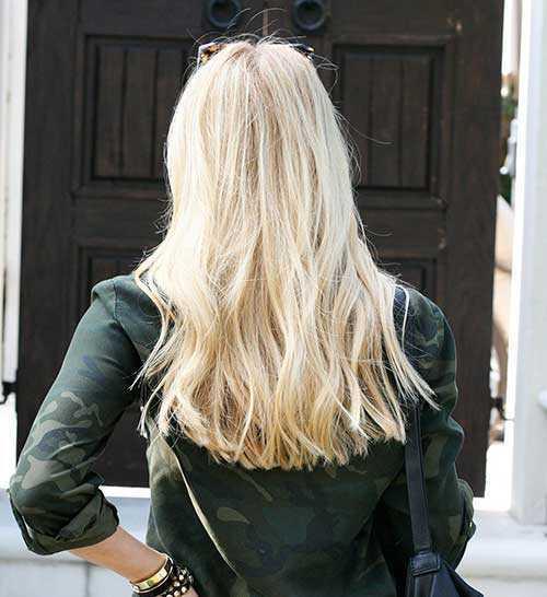 Cortes de pelo para el pelo rubio largo-10