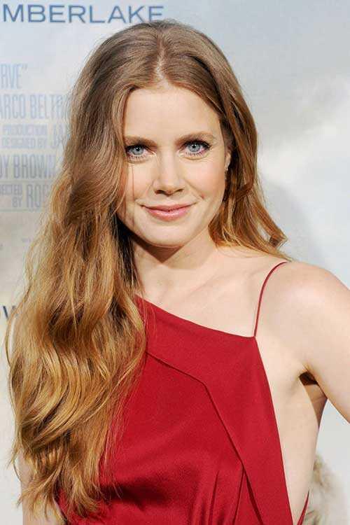 Celebrity peinados largos 2015-11