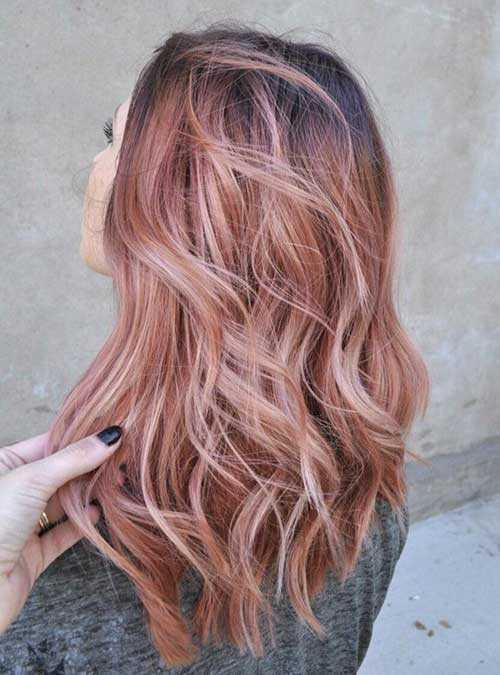 Cortes de pelo para el pelo rubio largo-13