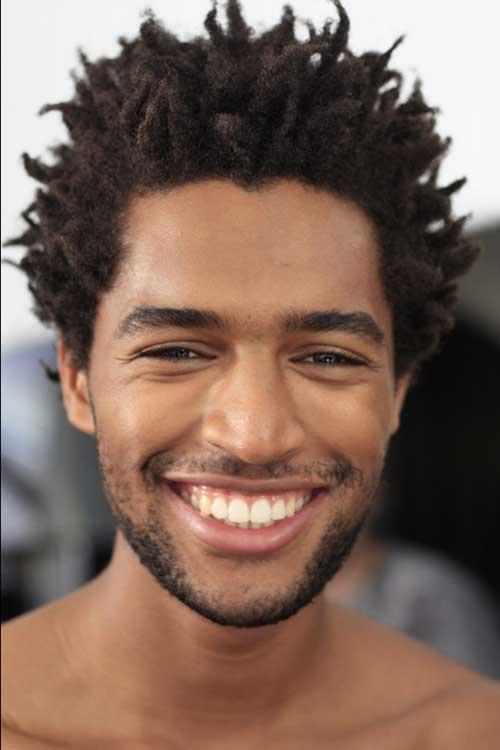 cortes de pelo negro para los hombres