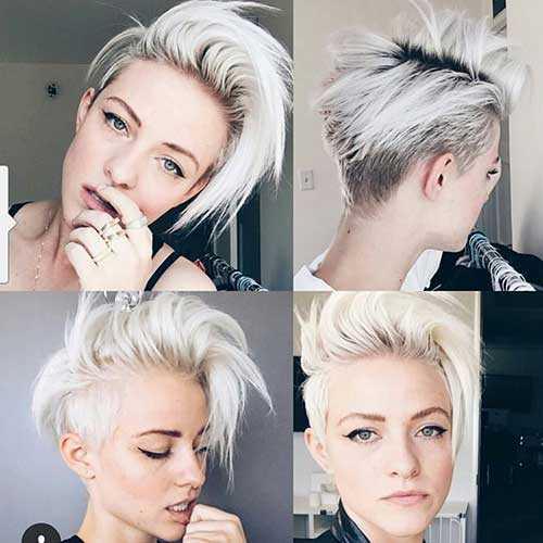 Cabello corto peinados-17