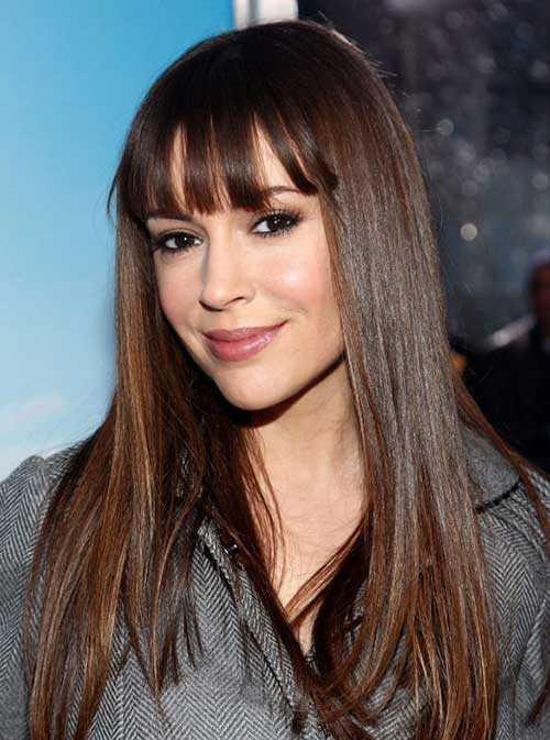Celebrity peinados largos 2015-14