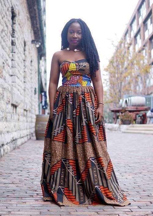 Las mujeres de África peinados-15