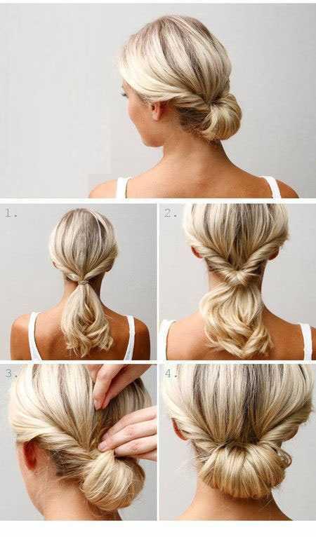 rápidos cortes de pelo de longitud media
