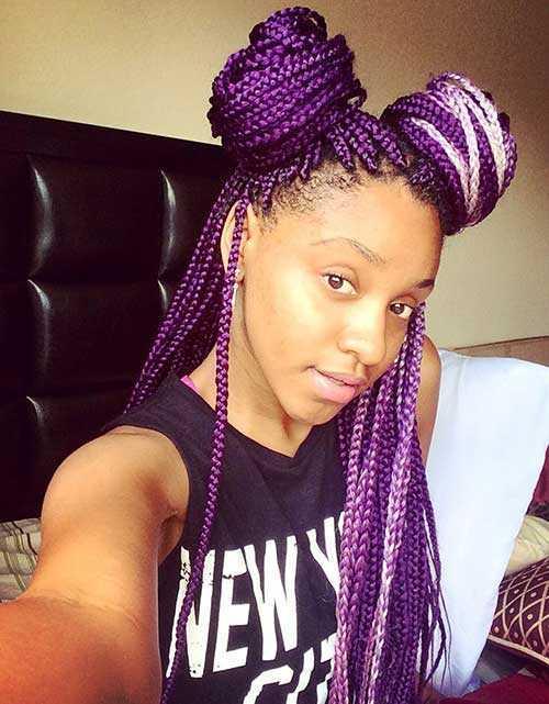 28 Peinados Con Trenzas Afro Los Mejores Peinados