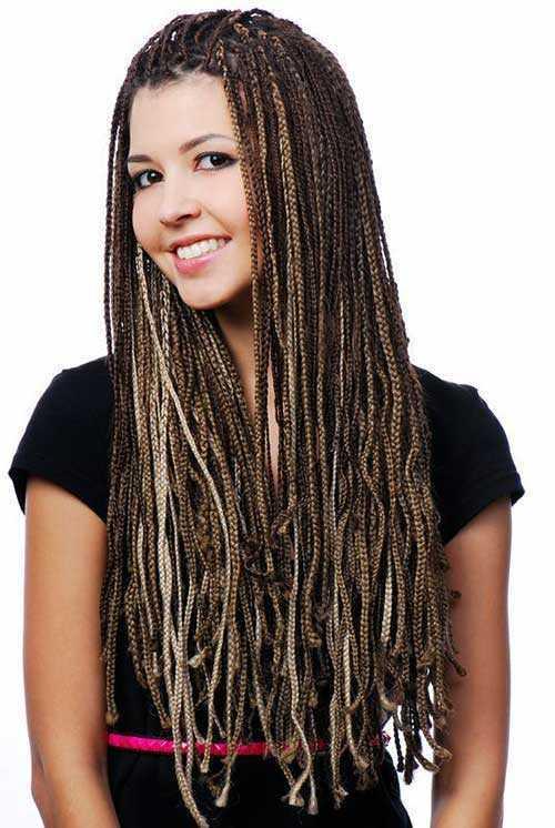 Las mujeres de África peinados-17