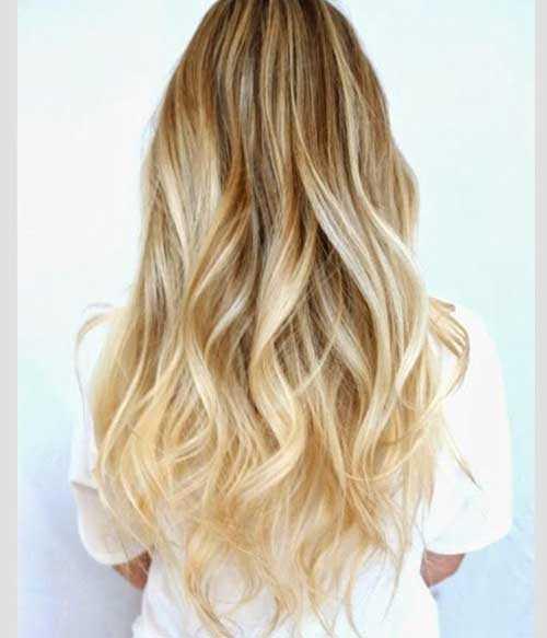 Cortes de pelo para el pelo rubio largo-17