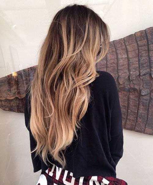 Cortes de pelo para el pelo rubio largo-19