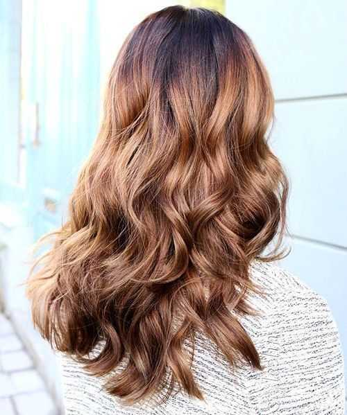 20 Maneras de pelo castaño