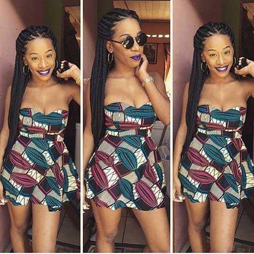 Las mujeres de África peinados-20