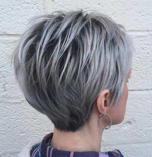 linda Corto Cortes de pelo para las niñas-22