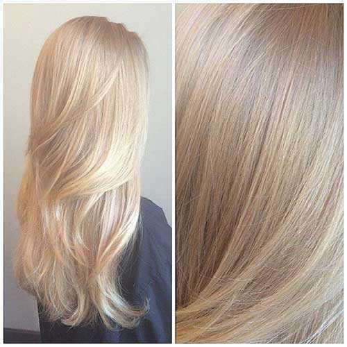 Cortes de pelo para el pelo rubio largo-23