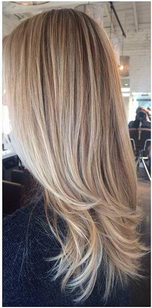 Cortes de pelo para el pelo rubio largo-24