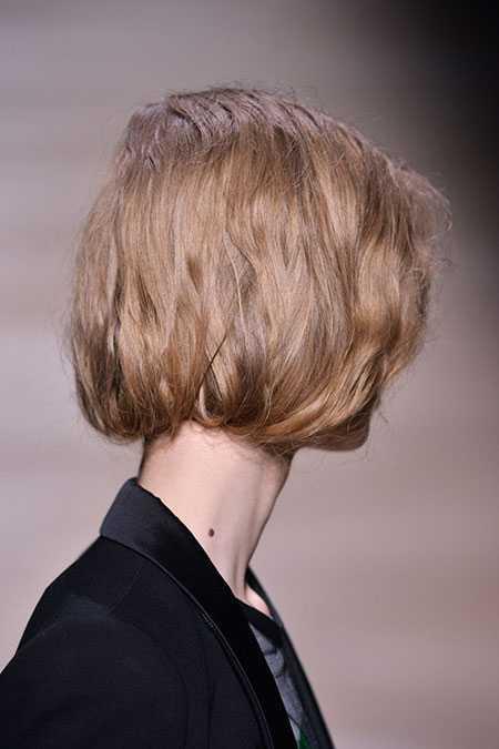 25 Short Bob Peinados para Ladies_11