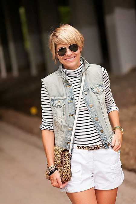 25 Short Bob Peinados para Ladies_15