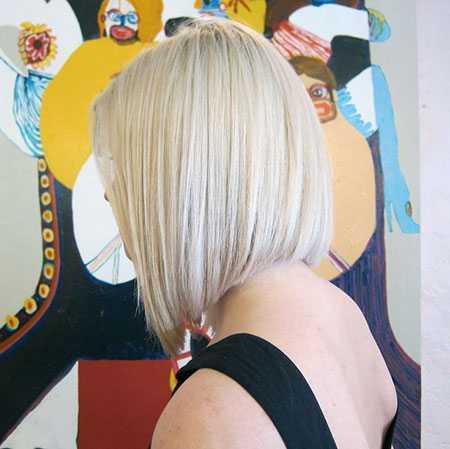 25 Short Bob Peinados para Ladies_19