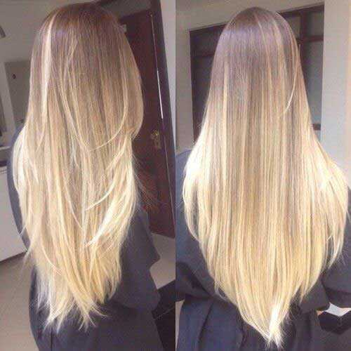 Cortes de pelo para el pelo rubio largo-27