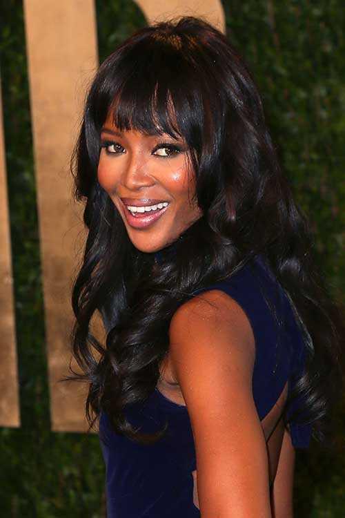 Celebrity peinados largos 2015-29