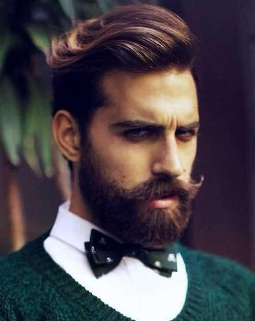 peinados únicos para los hombres