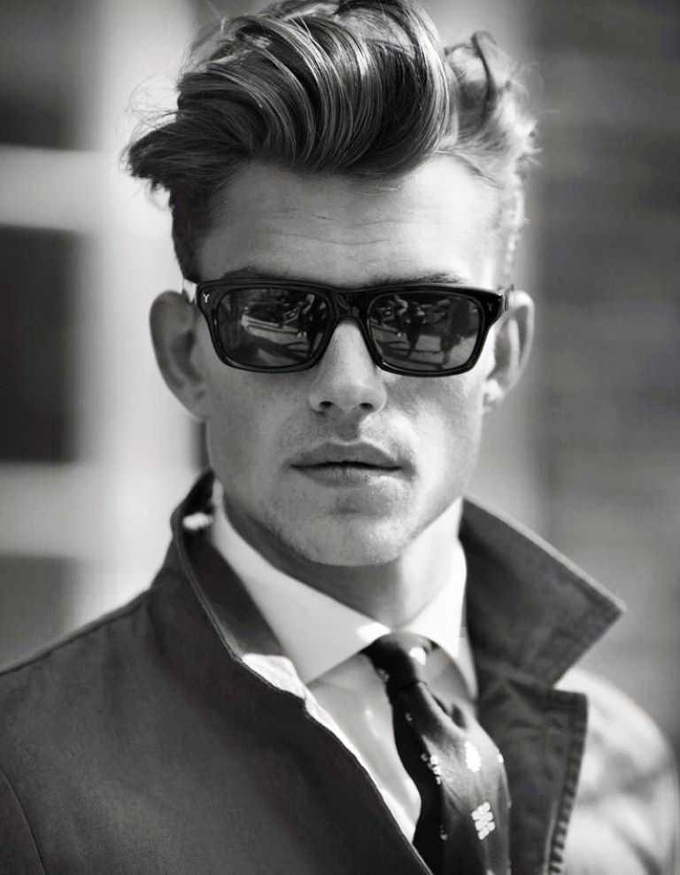 1940 peinados para hombres