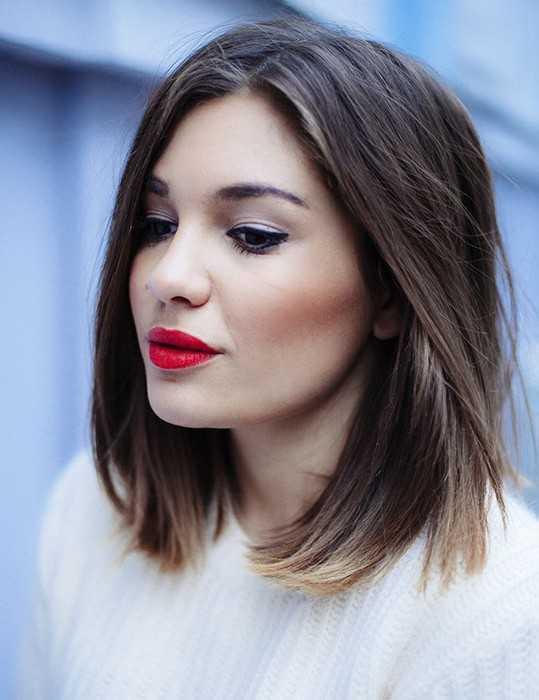 cortes de pelo corto mediano