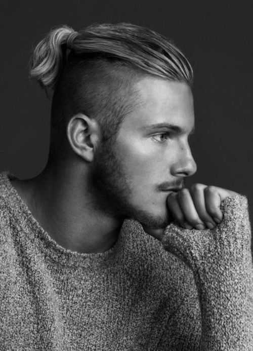 cortes de pelo con corte para los hombres