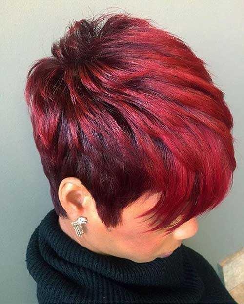 Cabello corto peinados-9
