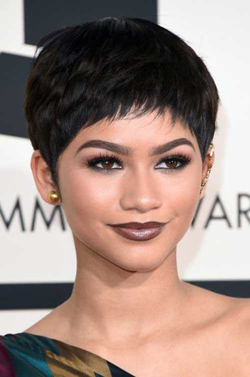 Celebrity peinados cortos-8