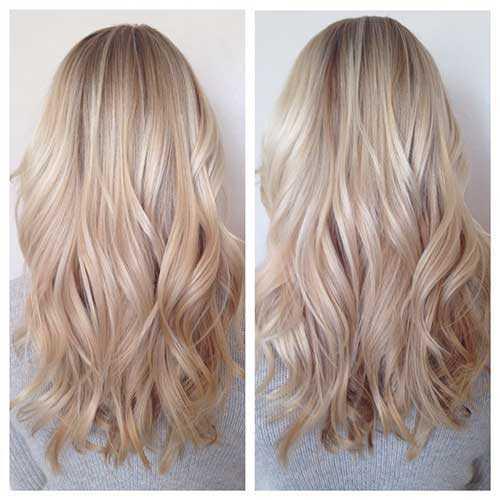 Cortes de pelo para el pelo rubio largo-6