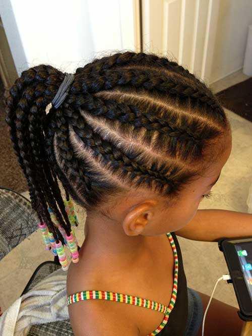 Las trenzas de pelo africano-8