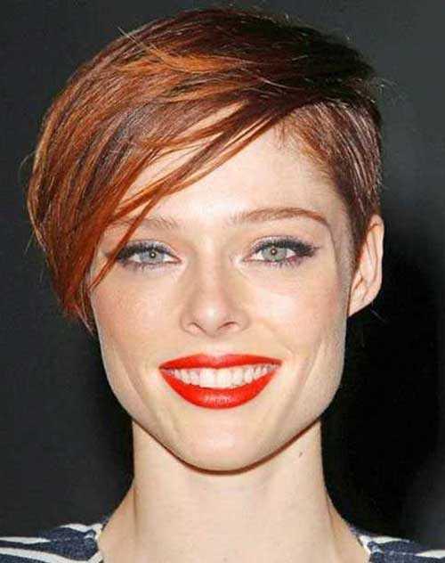Celebrity peinados cortos -9