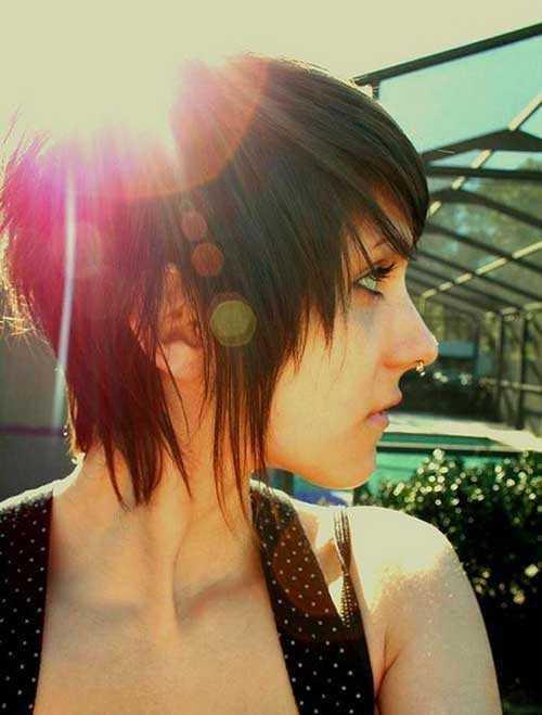 Los cortes de pelo cortos lindos para las niñas-8