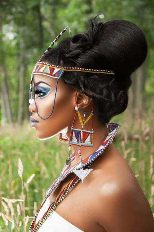 Las mujeres africanas peinados-9