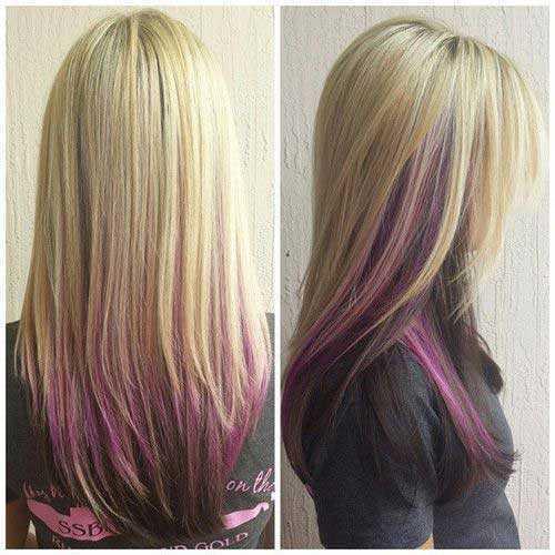 Cortes de pelo para el pelo rubio largo-9
