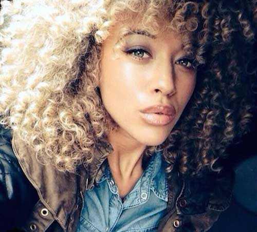 Los peinados para niñas negras con pelo largo-11
