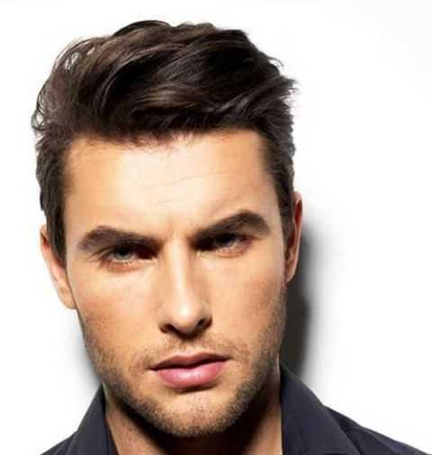 peinados bonitos para los hombres con pelo fino