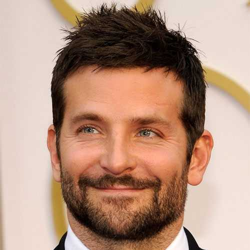 Bradley Cooper corte de pelo
