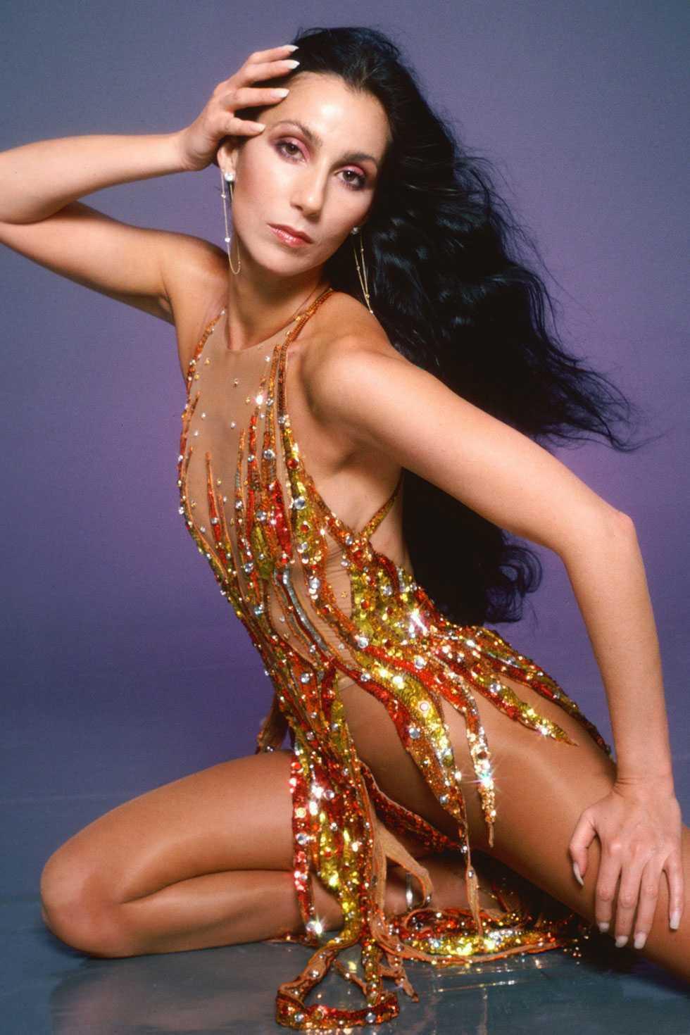 pelo largo Cher 600