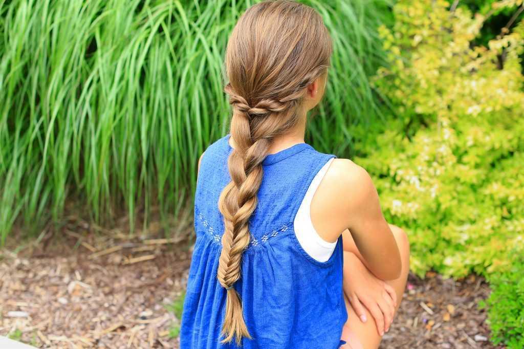 cuerda torcer Combo | Linda chicas peinados