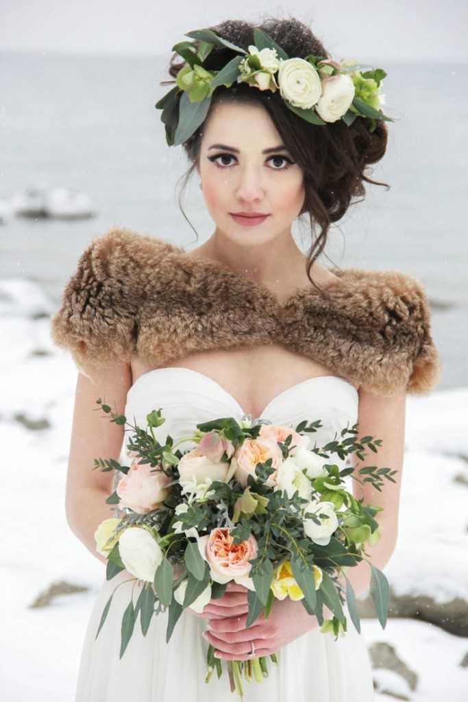 boda peinados de invierno