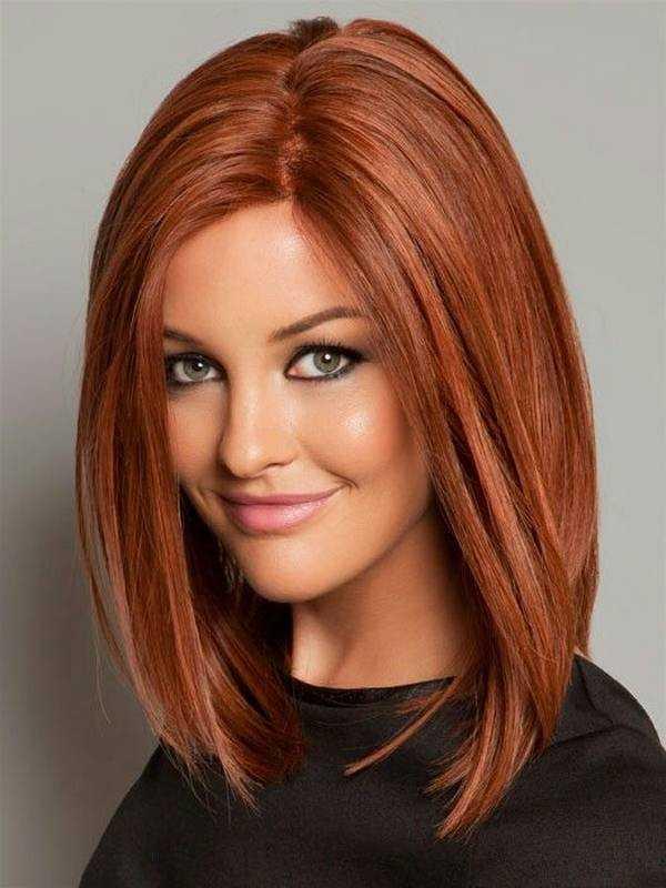 Fall peinados de Medio pelo