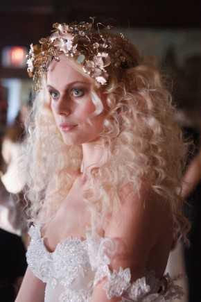 Galia Lahav primavera de 2016 peinados de boda