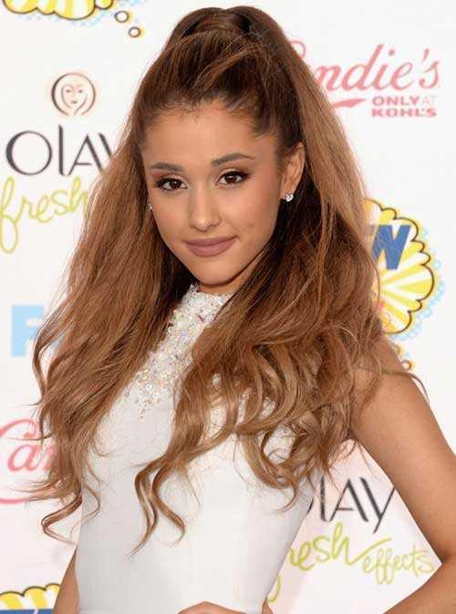 peinados de las celebridades 2015