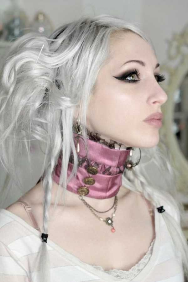 estilos de cabello gris inspirador para las mujeres que tratan de 20.160.041